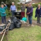 Lowndes Park working party